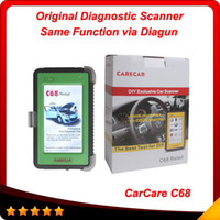 2014 New arrival Original CareCar C68 professional car diagn...