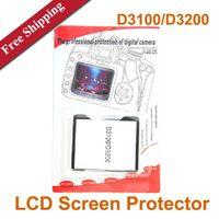 Camera Screen Protectors camera screen protector - Glass LCD Screen Protector SLR Cameras Screen Protector for Nikon D3100 D3200