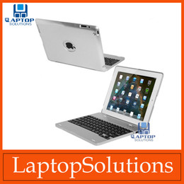 Wholesale Wireless Bluetooth Keyboard Cover Case IP30 mah For iPad Case