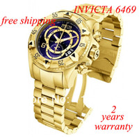 Wholesale New INVICTA Excursion Yellow Gold made Diver M Ret watch