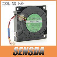 Inversor servidor 45x45x10mm SUNON B1245PFV1-8A DC 12V 1.6W envío libre de 3 hilos ventiladores de refrigeración del ventilador enfriador