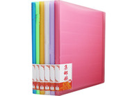 art postal - colorful postal album stamp album book stamp stock book stamp protection book retail S012