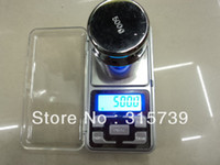 Wholesale Factory price g x g Mini Electronic Digital Jewelry weigh Scale Balance Pocket Gram LCD Display With Retail Box