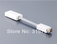 HDMI apple hdmi kabel - Mini DVI to HDMI cables connector cable adapter cabo kabel for Apple Macbook by DHL