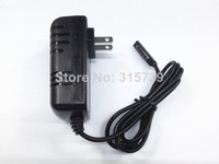 Wholesale US Plug V A Wall Home Charger Supply Power AC DC Adapter Charging for Microsoft Surface RT RT2 Pro Tablet