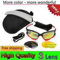 Wholesale High Quality Lens Sunglasses women s UV400 Sunglasses men s Sunglasses Bicycle Cycling Eyewear Glasses Sport Sunglasses Lens Goggles