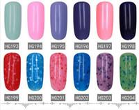 Wholesale hot selling xdr sweet color nail art lacquer soak off uv gel led lamp polish eco friendly item for nail art beauty
