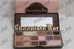 Wholesale Factory Direct Pieces New Makeup Eyes Chocolate Bar Eyeshadow Palette Colors Eyeshadow g