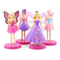 5 sets Anime Princess Fairy with wing Beautiful faery Butter...