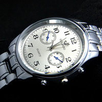 Wholesale New brand Stainless Steel fashion quartz watch men women wristwatches V2104