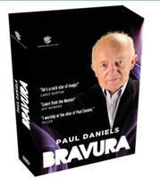 Wholesale Bravura by Paul Daniels and Luis de Matos Only The magic teaching Video send via email Stage magic REVEALS THE ACT