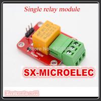 md0195 free trade  Free shipping! Single relay module 5V 12V relay module appliances control module