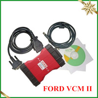 Code Reader For BMW Autel 2014 Newest Professional VCM II for Ford with box vcm 2 diagnostic tools with good quality