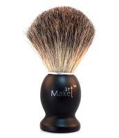 wood  shaving brush - Wood Handle Mixed Badger Shaving Brush