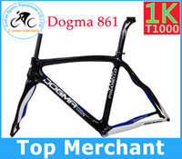 Wholesale 2014 new T1000 K pinarello road bike frame fit for DI2 and mechanical Pinarello Dogma full carbon Bicycle bike parts Frame
