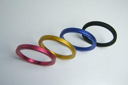 Wholesale Sex Steel colorful Cock Ring Adult SM Fetish Delay Ring Penis Ring For Him JDA049