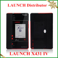 Wholesale 2014 Top Rated Global Version Free Update online Auto scan tool Original Launch X431 IV