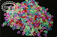 Wholesale Colored C Clips S Clips for DIY Rainbow Loom Refill Bands Bracelet Connector Kids DIY Rubber Band Hook
