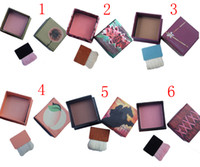 blush best blush brand - 6PCS bene Brand makeup bamboo Wola powder blush bronzing powder powder blusher G Best selling different colors