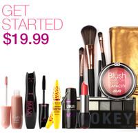 Wholesale Get Started Makeup Sets Make Up Cosmetics Gift Set Tool Kit Makeup Gift