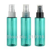 Plastic PET Gift Wholesale R-24 100ml green mist spray plastic bottles 50pc lot free shipping