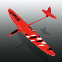 """Electric 2 Channel 1:4 Sunbird carbon 60"""" slope rc gliders for beginners"""