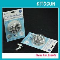 Wedding Event & Party Supplies KITOSUN 10pcs Submersible balloon paper lantern LED light Wedding Party Decoration Floral
