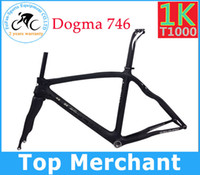 Wholesale 746 bob Original design T1000 K carbon frame Pinarello Dogma BOB full carbon road bike bicycle frame BSA BB68 BB30
