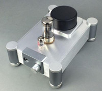 Wholesale Finished WA headphone amplifier E100 single ended Pure Class A tube amp