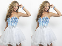 2014 Grace Beautiful A- Line Cocktail Dresses Sweetheart Shor...