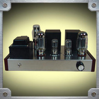 Wholesale HIFI EXQUIS KT88 tube amps Single ended classe A HIFI amplifier finished product power wx2