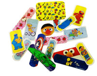 Wholesale Children Plaster Cartoon Bandages First Aid Plaster Cartoon Adhesive Bandage100pcs RY1456