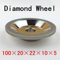 Wholesale Diamond grinding wheel bowl type grinding wheel suitable for grinding tungsten carbide hard alloy