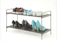 Wholesale Receive a shoe rack Simple simple fashion creative metal quality goods