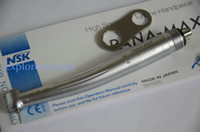 Wholesale NSK style Pana Max high speed handpiece hole standard push button handpiece MOQ Unit Shipped by airmail with no tax