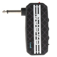 amplifier earphones - Lead Sound Ja Mini Guitar Amplifier with Delay Effect Earphone Output LIF_123
