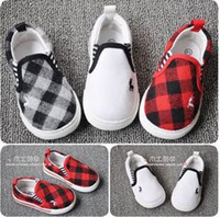 Wholesale Three Colors Children s Canvas Shoes Kids Boys Girls Plimsolls Gift