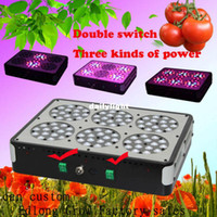 Wholesale Dual Switching Apollo led grow light Three kind of adjustable lighting power mode For Indoor Plants Hydroponic System