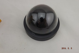 Wholesale Fake Dummy Dome Surveillance CAM Dummy Indoor Security CCTV Camera flashing for Home Camera LED A021