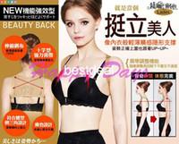 Bras Polyester Normal bra Via Fedex EMS, Japan Adjustable Beauty Back Supporter Posture Corrective Lingerie Underwear Shapers Posture Aid Support, 100PCS