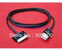 Wholesale 30P IP M BK USB Data Sync Charger Cable M for Samsung Galaxy Tab P1000 N8000 P7510 P5110 P3110