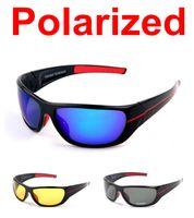 Wholesale 2014 New Fashion Sport Sunglasses Men Women Brand Designer Cycling Glasses Fishing Sunglasses Men Polarized Oculos De Sol