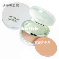arbutin cream - Genuine face concealer Arbutin Whitening Powder Foundation makeup15g mixed oily dedicated