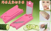 Wholesale Cucumber slicer Cucumber beauty knife