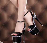 New arrived Crystal shoes Women's Sexy Party Evening Shoes f...