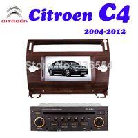 citroen c4 gps dvd - Central multimidia Citroen C4 C Triomphe C Quatre Car DVD automotivo gps navigation GPS