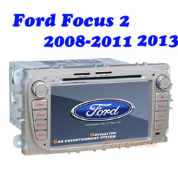 Wholesale Central multimedia for Ford Focus Ford Mondeo S max C max Transit Fiesta Galaxy Kuga inch car dvd automotivo