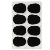 Wholesale 8 Black Universal Standard mm Alto Saxophone Tenor Saxophone Mouthpiece Cushions Acoustic g MIA_405