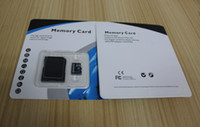 Wholesale Class GB Micro SD Memory TF SDHC Card for Galaxy S3 S4 S5 Note Mini Tab Tablet DHL