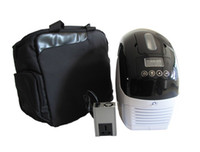 Wholesale House Air Purifier Medical oxygen concentrator Portable L oxygen generator for home car oxygen maker device M1 with wheel